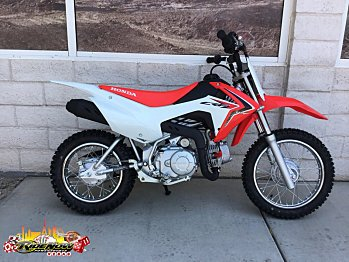 2018 Honda CRF110F for sale 200596837