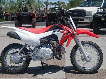 2018 Honda CRF110F for sale 200626717