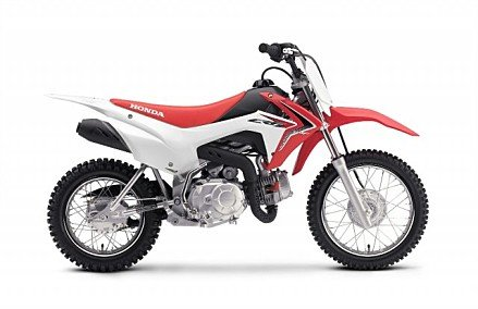 2018 Honda CRF110F for sale 200507632