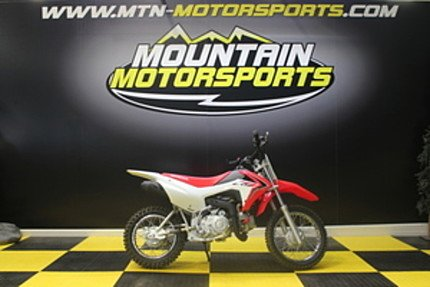 2018 Honda CRF110F for sale 200537327