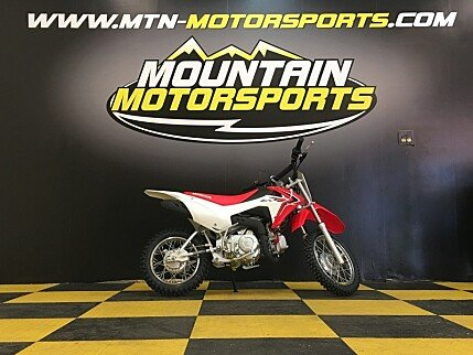 2018 Honda CRF110F for sale 200543076
