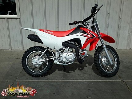 2018 Honda CRF110F Motorcycles for Sale - Motorcycles on Autotrader