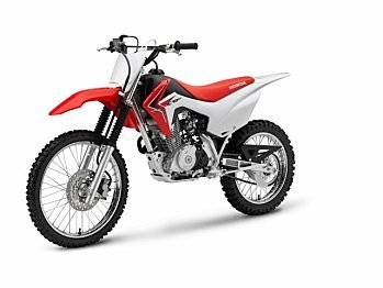 2018 Honda CRF125F for sale 200489567