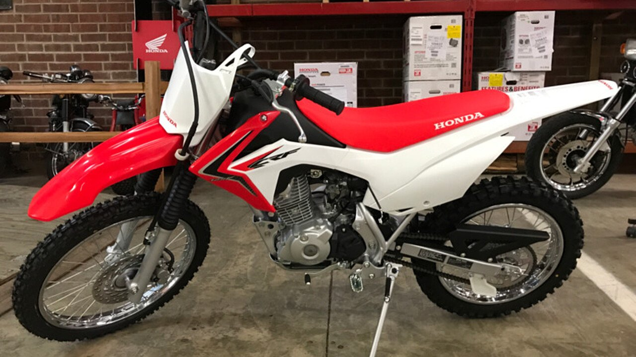 2018 Honda CRF125F for sale 200501875