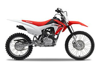 2018 Honda CRF125F for sale 200530373