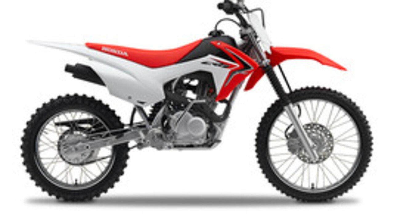2018 Honda CRF125F for sale 200530373
