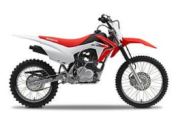 2018 Honda CRF125F for sale 200530374