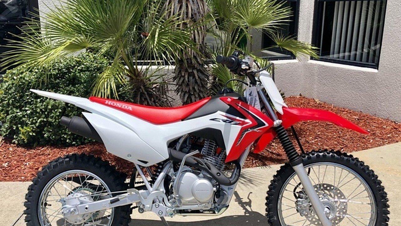 2018 Honda CRF125F for sale 200594724