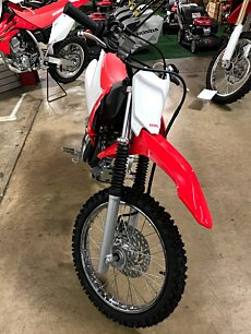 2018 Honda CRF125F for sale 200501822
