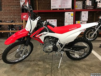 2018 Honda CRF125F for sale 200501875