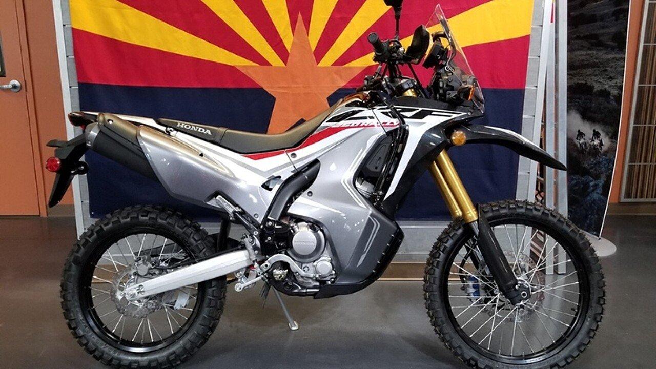 2018 Honda CRF250L for sale 200558766