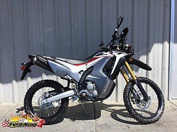 2018 Honda CRF250L for sale 200589792