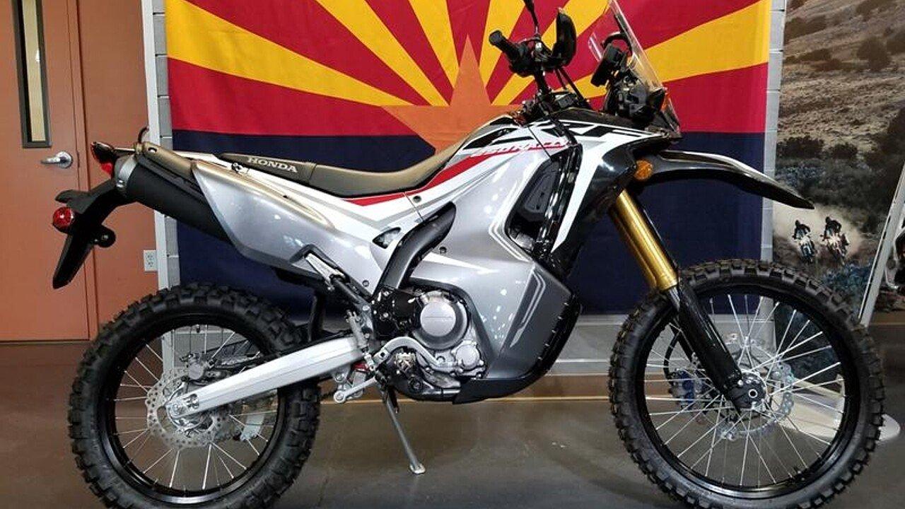 2018 Honda CRF250L for sale 200593164
