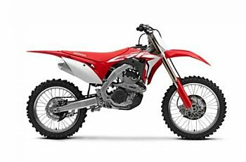 2018 Honda CRF250R for sale 200588178