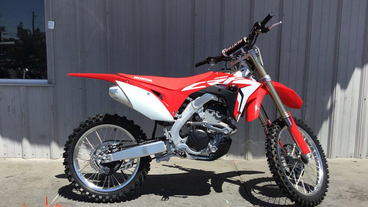 2018 Honda CRF250R for sale 200596817