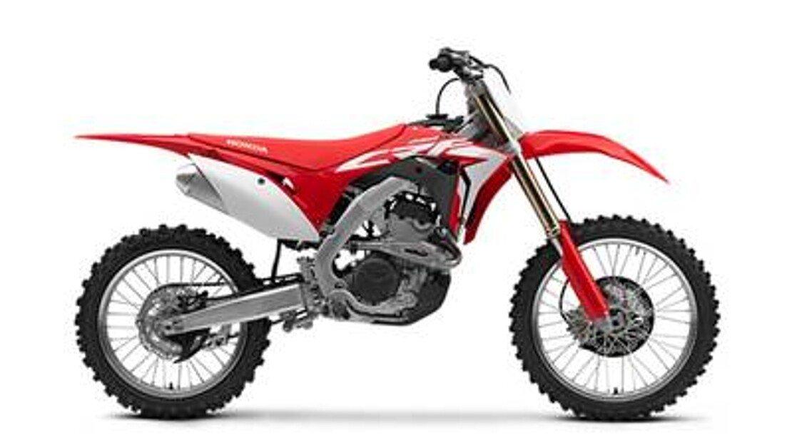 2018 Honda CRF250R for sale 200611033