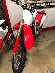 2018 Honda CRF250R for sale 200502241