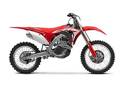 2018 Honda CRF250R for sale 200539561