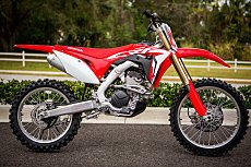 2018 Honda CRF250R for sale 200539845