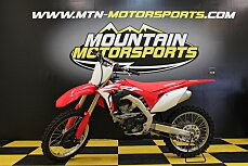 2018 Honda CRF250R for sale 200540704