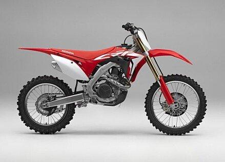 2018 Honda CRF250R for sale 200543464