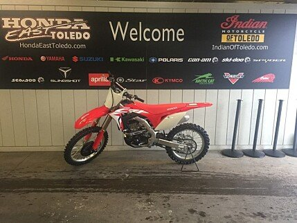 2018 Honda CRF250R for sale 200555585