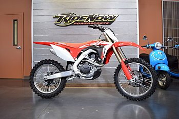 2018 Honda CRF450R for sale 200483902