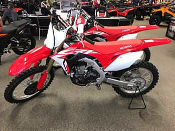 2018 Honda CRF450R for sale 200501893