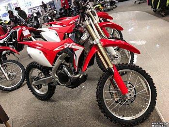 2018 Honda CRF450R for sale 200502208