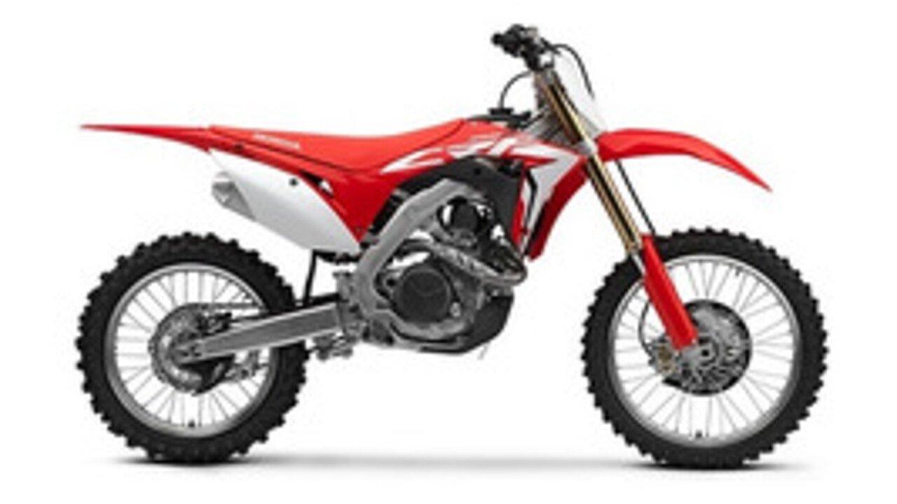 2018 Honda CRF450R for sale 200502494