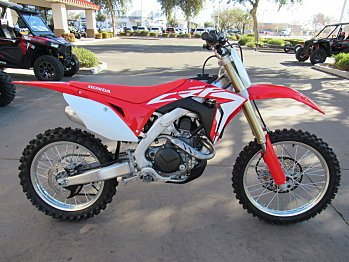 2018 Honda CRF450R for sale 200521048