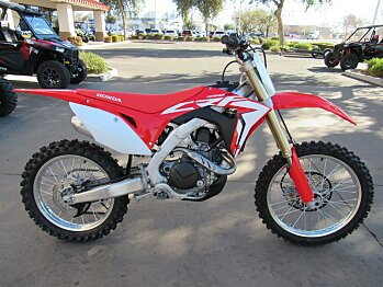 2018 Honda CRF450R for sale 200524534