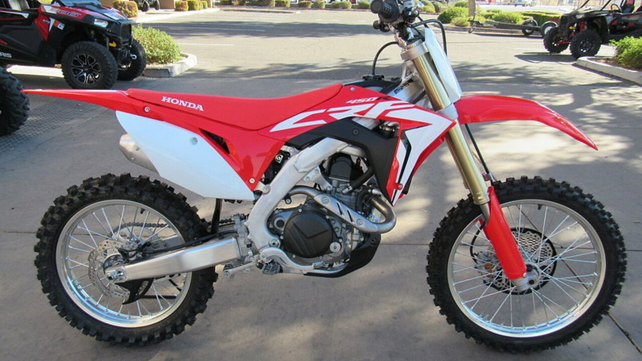 2018 Honda CRF450R for sale 200524546