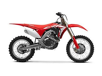 2018 Honda CRF450R for sale 200542045