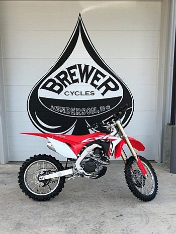 2018 Honda CRF450R for sale 200585193