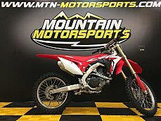 2018 Honda CRF450R for sale 200543093