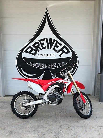 2018 Honda CRF450R for sale 200600625