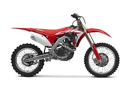2018 Honda CRF450R for sale 200605772