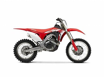 2018 Honda CRF450RX for sale 200497397