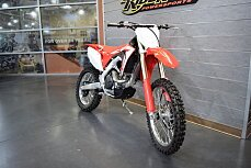 2018 Honda CRF450RX for sale 200525671