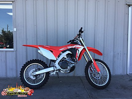 2018 Honda CRF450RX for sale 200533587