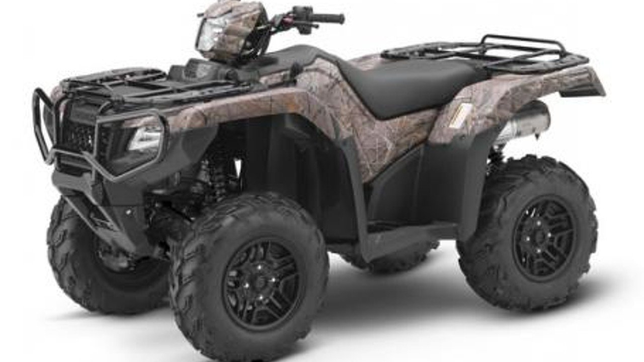 2018 Honda FourTrax Foreman Rubicon for sale 200478959