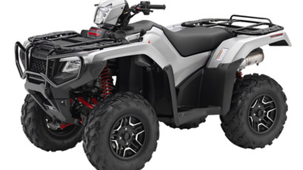 2018 Honda FourTrax Foreman Rubicon for sale 200487682
