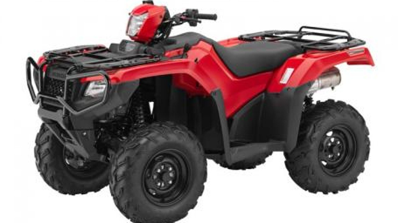 2018 Honda FourTrax Foreman Rubicon for sale 200489400