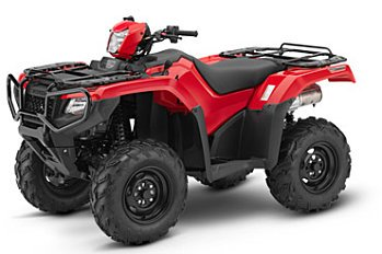 2018 Honda FourTrax Foreman Rubicon for sale 200490244