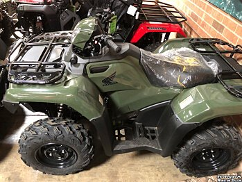2018 Honda FourTrax Foreman Rubicon for sale 200501831