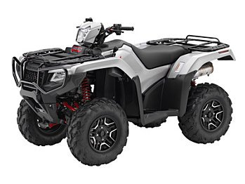2018 Honda FourTrax Foreman Rubicon for sale 200509199