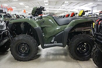 2018 Honda FourTrax Foreman Rubicon 4x4 EPS for sale 200570272