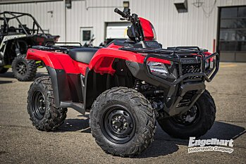 2018 Honda FourTrax Foreman Rubicon 4x4 Automatic EPS for sale 200582120