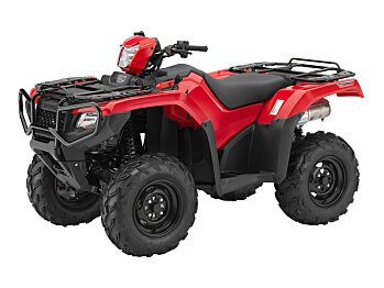 2018 Honda FourTrax Foreman Rubicon for sale 200601927